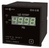 ЦД 9258 — преобразователь измерительный цифровой частоты переменного тока