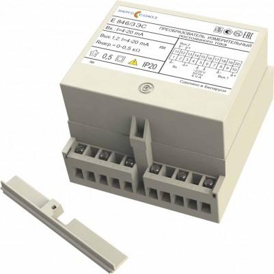 Е 846ЭС — преобразователь измерительный постоянного тока
